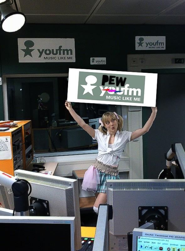 Pew FM